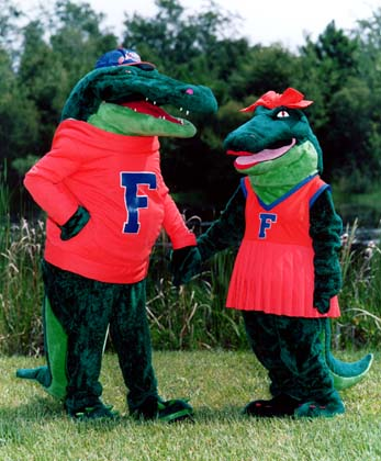 Florida Gators Mascot History http://www.fannation.com/blogs/post/225958